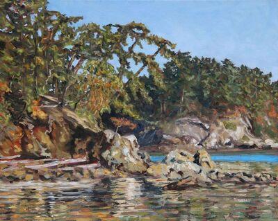 Terrill Welch, 'Bennett Bay Afternoon', 2020