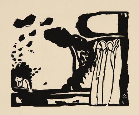 Wassily Kandinsky, 'Improvisation 19', 1911