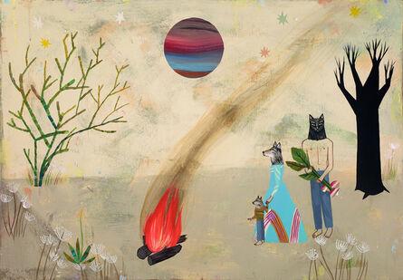 Deedee Cheriel, 'The Gathering', 2015