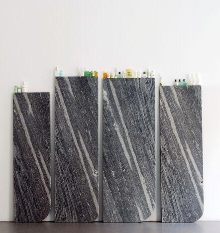 Gabriel Kuri, 'Complementary cornice and intervals', 2009