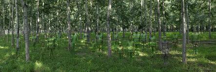 Liu Bolin, 'Forest', 2013