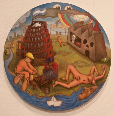 Daniel Leber, 'Los cosos y las cosas', 2014