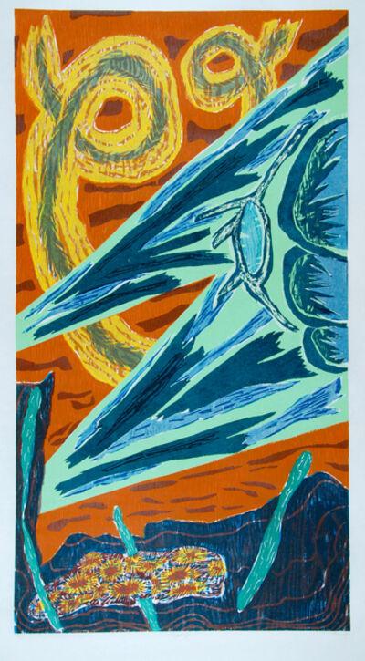 Gregory Amenoff, 'Mnemosyne', 1988