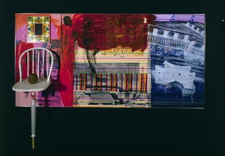 Robert Rauschenberg, 'Urban / Interior Network / ROCI VENEZUELA', 1985
