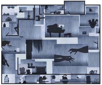 Joana P. Cardozo, 'Blueprint 12 - Eunbi', 2016