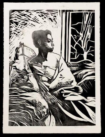 William Tolliver, 'Contemplation', 1993