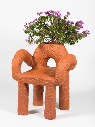 Chris Wolston, 'Zipolite Plant Chair', 2017