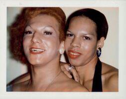 Andy Warhol, 'Ladies and Gentlemen (Lurdes and Ivette)', 1974