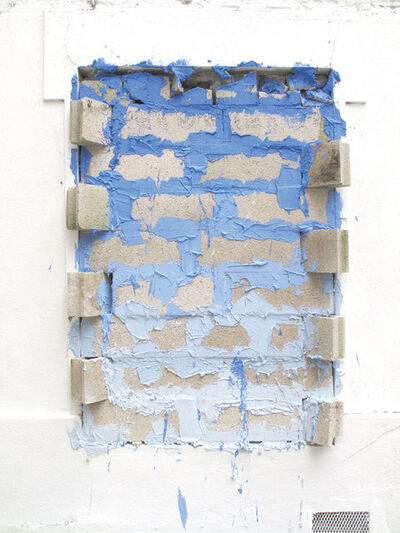 Pablo Tomek, 'Condamnation Bleue', 2017