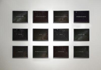 Juanli Carrión, 'Dodecaphony', 2013