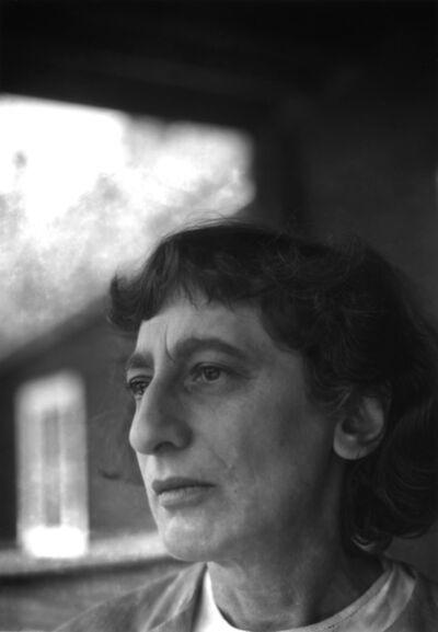 Hazel Larsen Archer, 'Anni Albers', ca. 1948