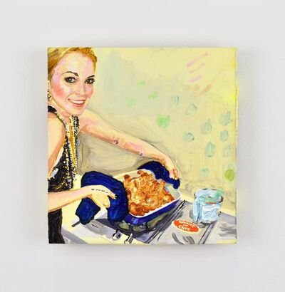 Tursic & Mille, 'Lindsay preparing home made pasta', 2016