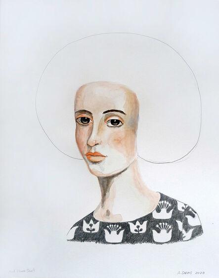 Anne Siems, 'Mod Flower Shirt', 2020