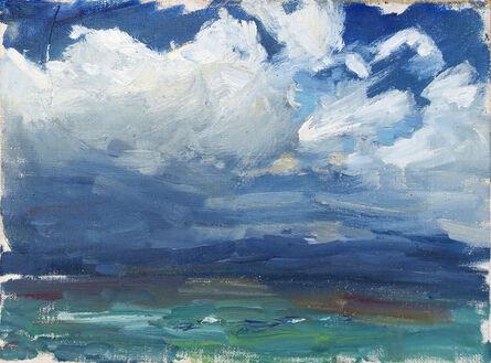 Ulrich Gleiter, 'Before a Thunderstorm (Lake Baikal)', 2018