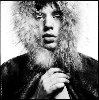 David Bailey, 'Mick Jagger', 1964