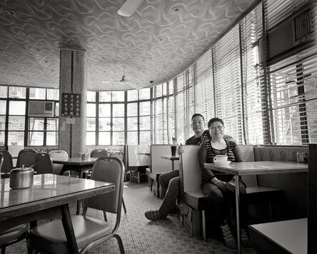 Simon Go 吳文正, 'Mido Café ', 2016