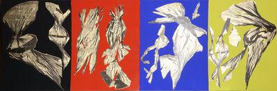 Lynda Benglis, 'Dual Nature (Quad)', 1991