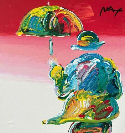 Peter Max, 'Umbrella Man (Retro Suite II)', 1994