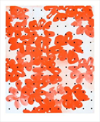 Claire Lieberman, 'Silk Stocking Poppies', 2004