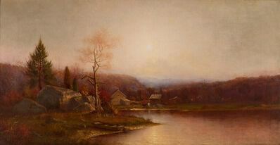 Ralph Albert Blakelock, 'Pioneer Home', 19th -20th Century