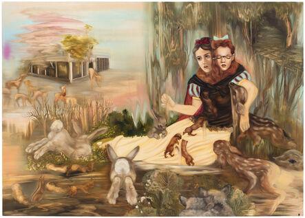 Emma Ainala, 'Snow White Lies', 2015