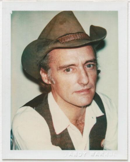 Andy Warhol, 'Dennis Hopper', ca. 1977