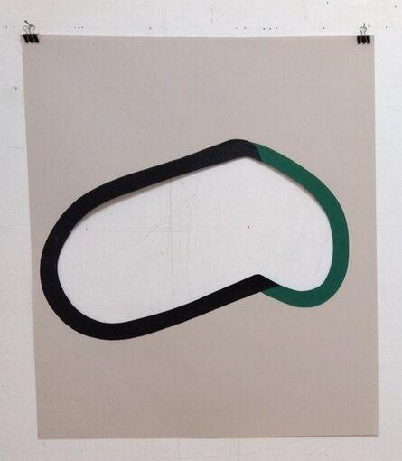 Kirsten Mosel, '#4', 2013-2014