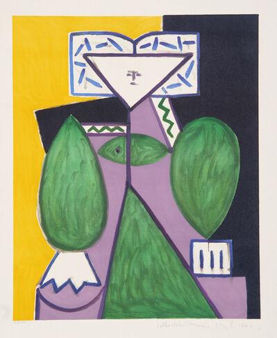 Pablo Picasso, 'Femme en Vert et Mauve, 1947', 1979-1982