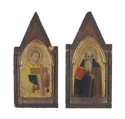 Giovanni Bonsi, 'Saint Leonard of Noblac; and Saint Anthony'