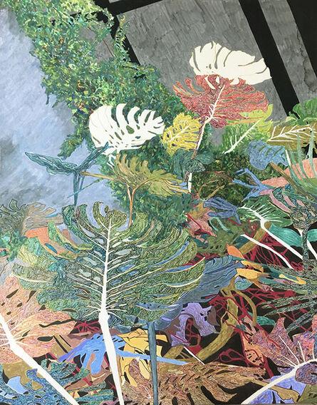 Minjung Sun, 'Forest of symbols 12', 2019