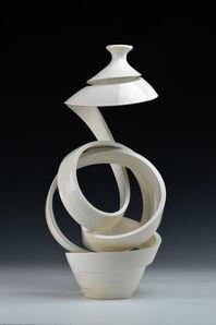Michael Boroniec, 'Spatial Spiral: Ribbon III', 2019