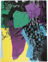 Andy Warhol, 'Grapes (F. & S. II.195)', 1979