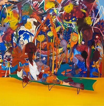 Jannis Varelas, 'Hiding figure', 2021