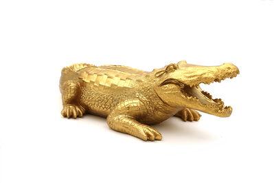 Jaler Fine Art, 'GOLD CROCODILE', 2020