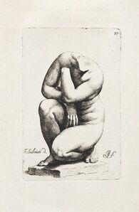 Francesco Salviati, '[Crouching Aphrodite]', 1731-1741