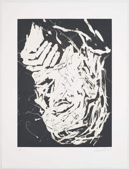 Georg Baselitz, 'Elke III', 2017