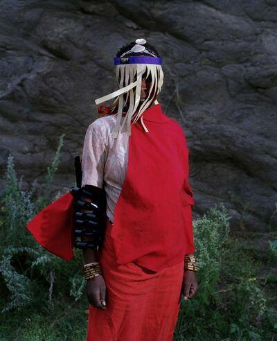 Namsa Leuba, 'Qkhwini, from the series Kingdom of Mountains ', 2014