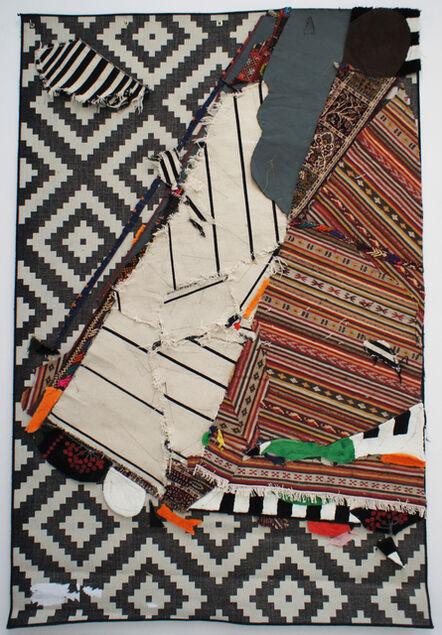 Gommaar Gilliams, 'Blanket 2 (Blankets Series)', 2016