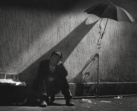 James Chung 鍾文略, 'Long Shadow', 1956