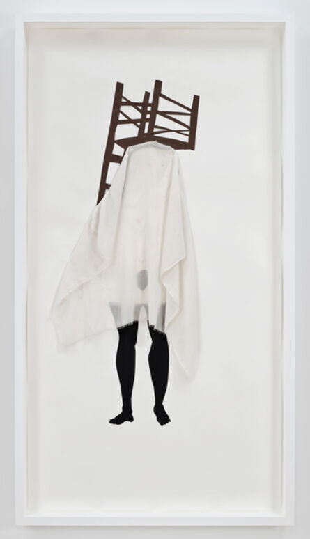 Frances Stark, 'If conceited girls want to show you they already have a seat (after Goya)', 2008