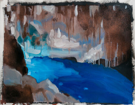 Melora Griffis, 'museum cave', 2017