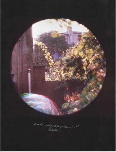 Luca Maria Patella, 'L'automne déjà à Angouleme!', 1985