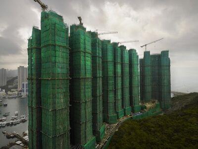 Peter Steinhauer, 'Green Cocoon #6, Hong Kong'