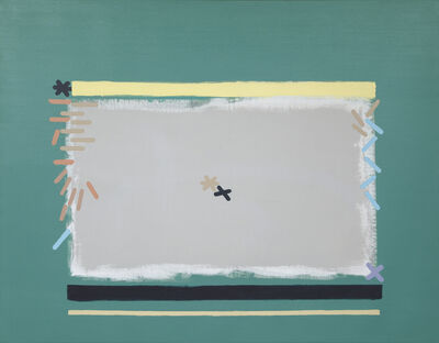 Carole Eisner, 'Verde', 1977
