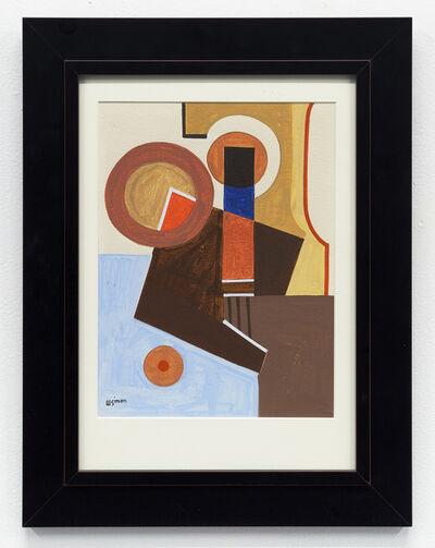 Walter Augustus Simon, 'Untitled', ca. 1950
