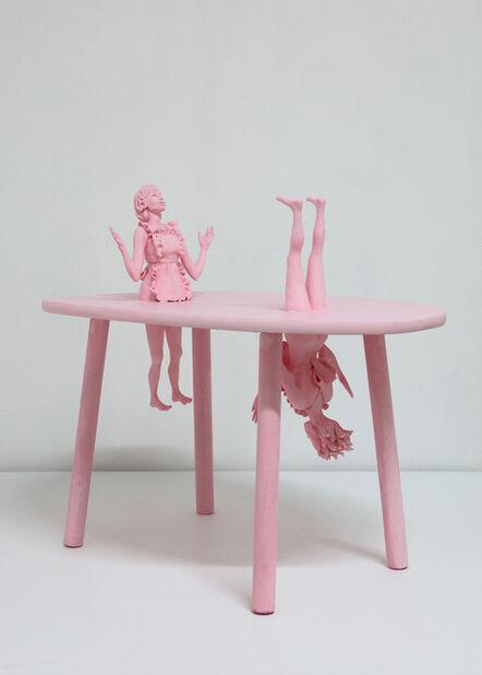 Kumazawa Mikiko, 'Adjusting Point', 2017