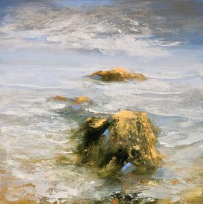 Réal Calder, 'No Man's Land #1 ', 2020