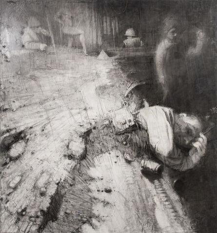 Kirill Chelushkin, 'Mysterious discovery', 2013