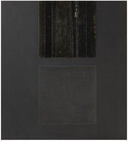 Carol Rama, 'Luogo e segni', 1974