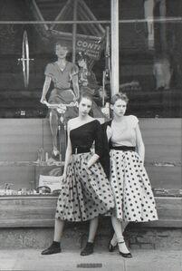 Sibylle Bergemann, 'Julia und Frieda', 1988